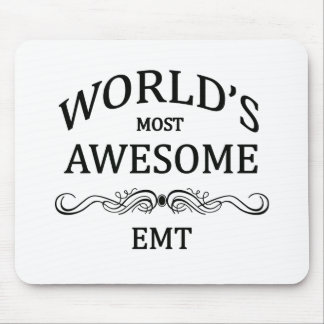 World's Most Awesome EMT Mouse Pad