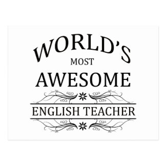 Worlds greatest english teacher gifts on zazzle for Awesome englisch
