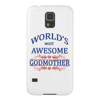 World's Most Awesome Godmother Case For Galaxy S5