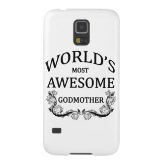 World's Most Awesome Godmother Galaxy S5 Case