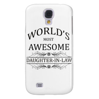 World's Most Awesome Godmother Samsung Galaxy S4 Case