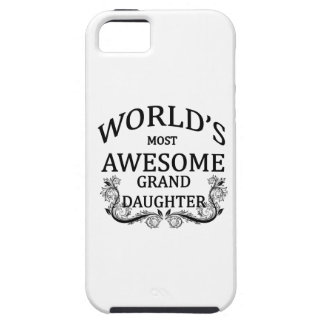 World's Most Awesome Granddaughter iPhone SE/5/5s Case