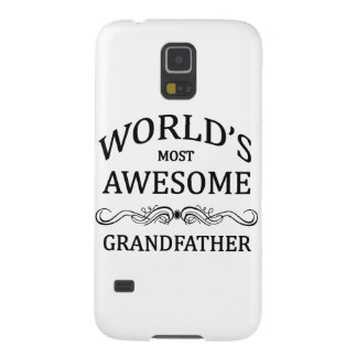 World's Most Awesome Grandfather Case For Galaxy S5