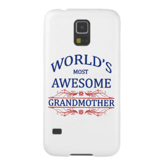 World's Most Awesome Grandmother Galaxy S5 Cases
