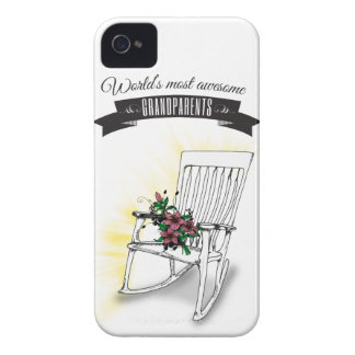 World's most awesome grandparents Case-Mate iPhone 4 case