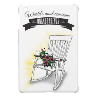 World's most awesome grandparents iPad mini cover