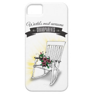 World's most awesome grandparents iPhone SE/5/5s case