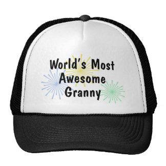 World's Most Awesome Granny Hat
