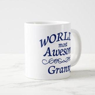 World's Most Awesome Granny Large Coffee Mug