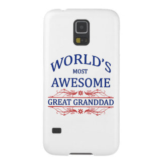 World's Most Awesome Great Granddad Case For Galaxy S5