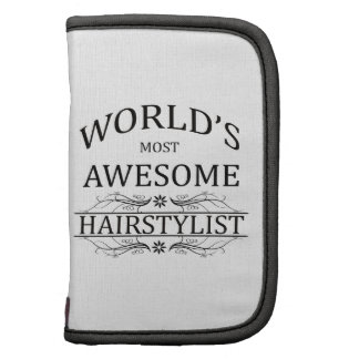 World's Most Awesome Hair Stylist Planners