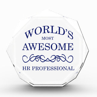 World's Most Awesome HR Professional Award