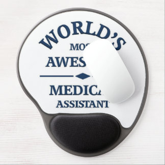 World's most awesome medical assistant gel mouse pad