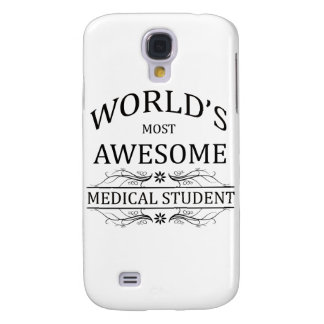 World's Most Awesome Medical Student Samsung S4 Case