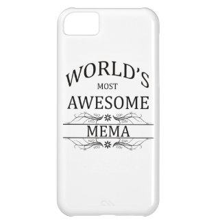 World's Most Awesome Mema iPhone 5C Case