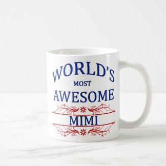 World's Most Awesome Mimi Coffee Mug