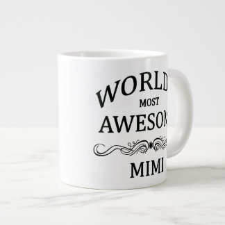World's Most Awesome Mimi Giant Coffee Mug