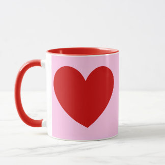World's Most Awesome MOM Hearts V03J3 Mug