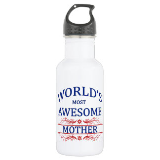 World's Most Awesome Mother Water Bottle