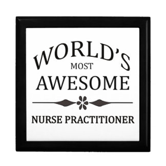 World's Most Awesome Nurse Practitioner Gift Boxes