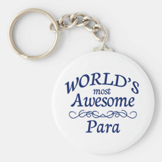 World's Most Awesome Para Keychains