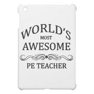 World's Most Awesome PE Teacher iPad Mini Cases