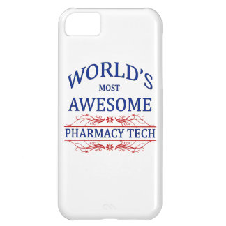 World's Most Awesome Pharmacy Tech iPhone 5C Cover