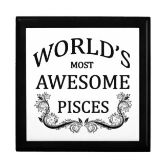 World's Most Awesome Pisces Jewelry Boxes