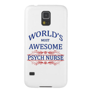 World's Most Awesome Psych Nurse Case For Galaxy S5