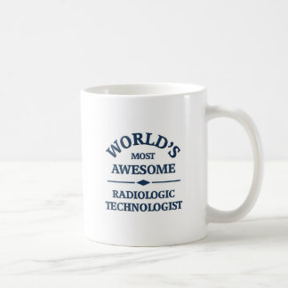 World's most awesome Radiologic Technologist Coffee Mug