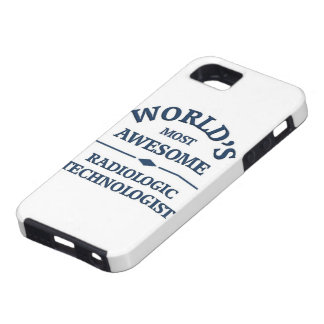 World's most awesome Radiologic Technologist iPhone SE/5/5s Case
