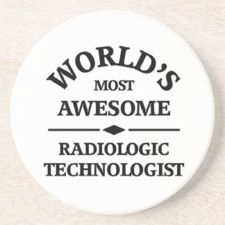 World's most awesome Radiologic Technology Beverage Coaster