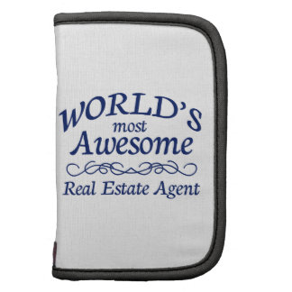 World's Most Awesome Real Estate Agent Organizer