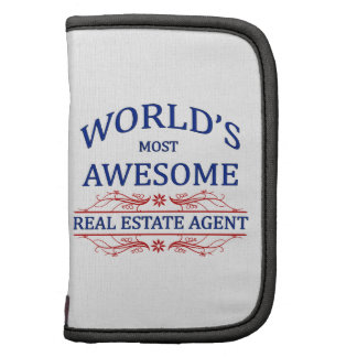 World's Most Awesome Real Estate Agent Planner