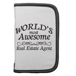 World's Most Awesome Real Estate Agent Planners