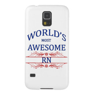 World's Most Awesome RN Galaxy S5 Cover