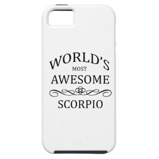 World's Most Awesome Scorpio iPhone SE/5/5s Case