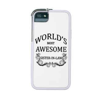 World's Most Awesome Sister-In-Law Case For iPhone SE/5/5s