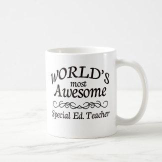 World's Most Awesome Special Ed. Teacher Coffee Mug