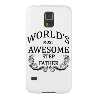 World's Most Awesome Step-Father Galaxy S5 Case