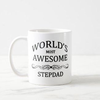 World's Most Awesome Stepdad