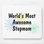 World's Most Awesome Stepmom Mousepad