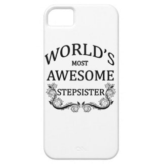 World's Most Awesome Stepsister iPhone SE/5/5s Case