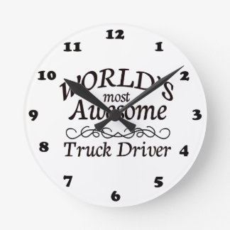 World's Most Awesome Truck Driver Round Clock
