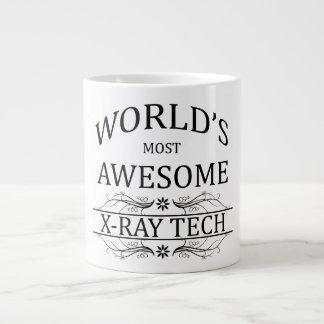 World's Most Awesome X-Ray Tech Giant Coffee Mug