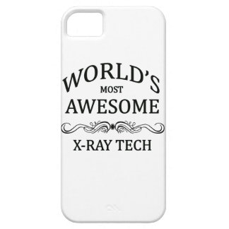 World's Most Awesome X-Ray Tech iPhone SE/5/5s Case