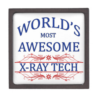 World's Most Awesome X-Ray Tech Jewelry Box