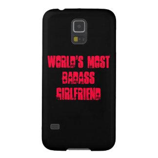 World's Most Badass Girlfriend Galaxy S5 Case