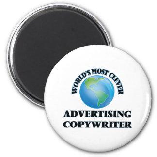 World's Most Clever Advertising Copywriter Fridge Magnets