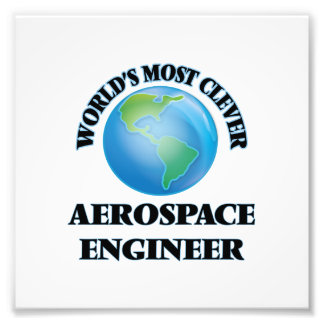 World's Most Clever Aerospace Engineer Photograph